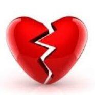 gebroken hart